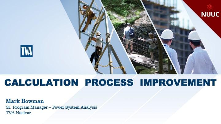 TVA Calc Process Improvement R3