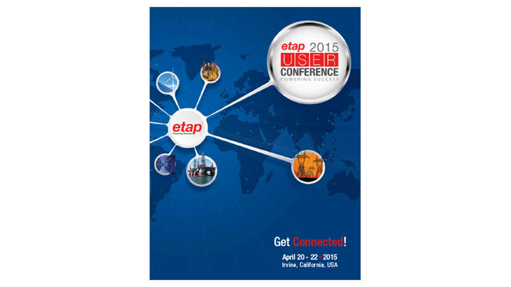ETAP User Conference 2015 Agenda