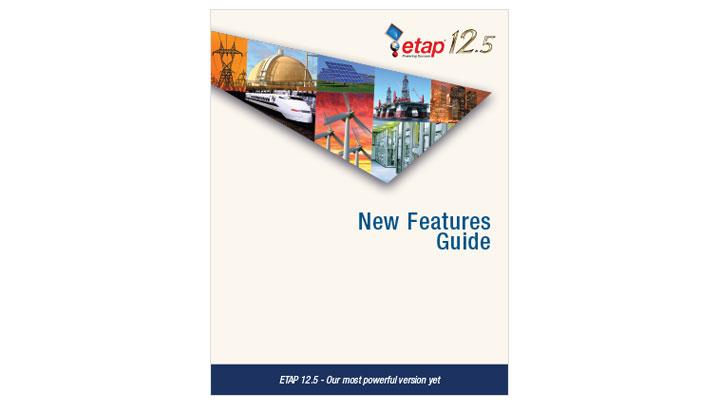ETAP 12.5 Brochure