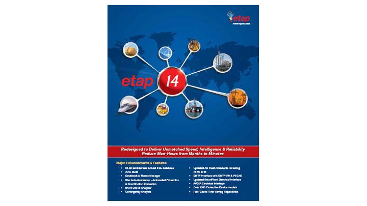 ETAP 14 Brochure