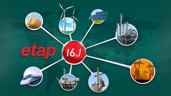 ETAP 16.1 Overview