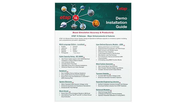 16 Release Demo Install Guide 2016 EN