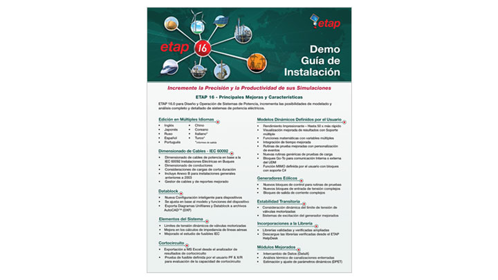16 Release Demo Install Guide 2016 ES
