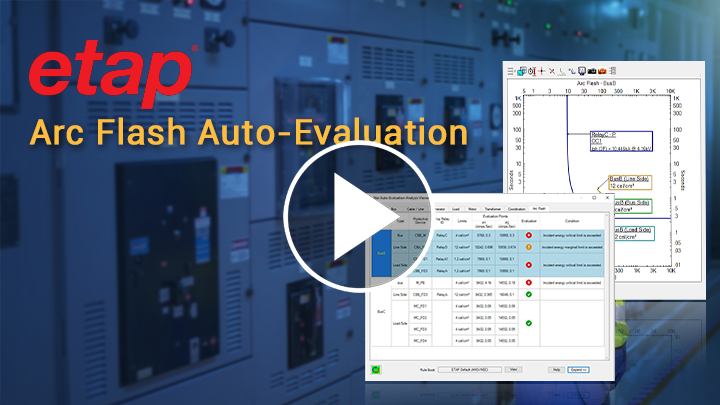 Arc Flash Auto-Evaluation