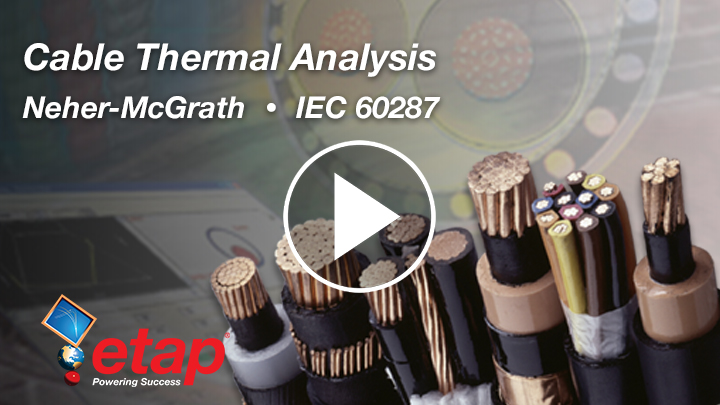 Cable Thermal Analysis - Part III