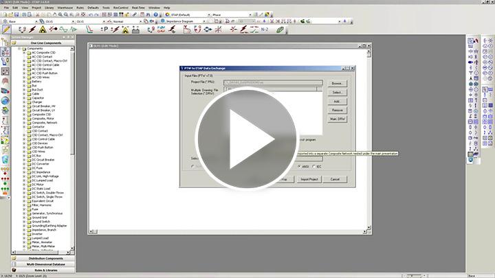 EasyPower Conversion to ETAP