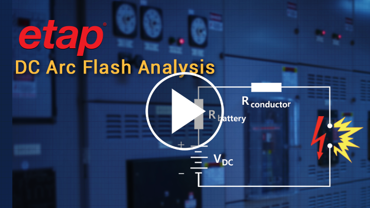 DC Arc Flash Analysis
