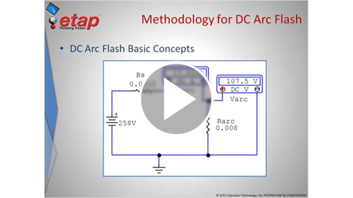 DC Arc Flash Session 1