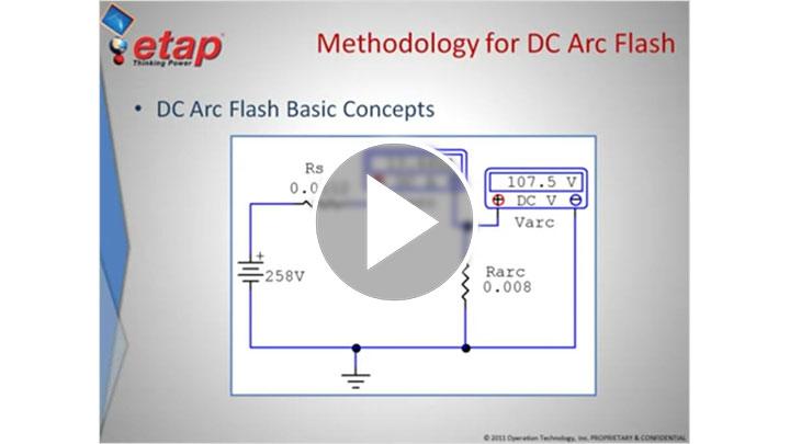 DC Arc Flash Session 3