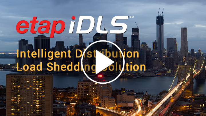 Intelligent Distribution Load Shedding - iDLS