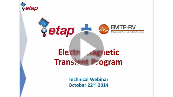 ElectroMagnetic Transient Program EMTP