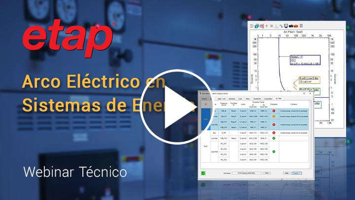 Arco Eléctrico en Sistemas de Energía