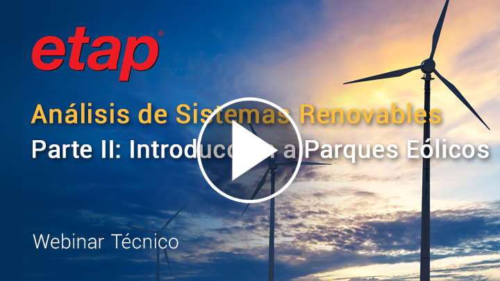 Análisis de Sistemas Renovables: Parques Eólicos