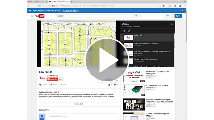 ETAP GRID™ - Integrated Smart Grid Solutions