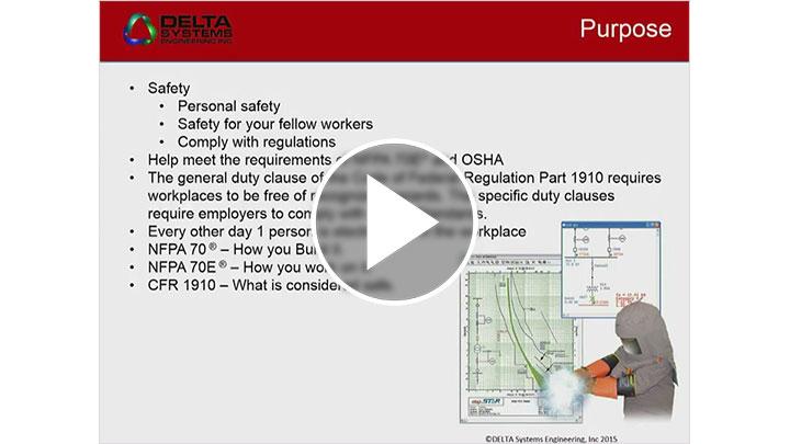 Low Voltage Arc Flash hazard assessment using ETAP