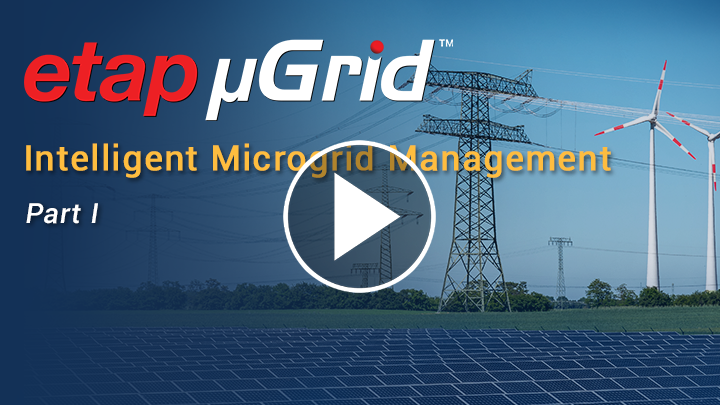 Intelligent Microgrid Management - Part 1