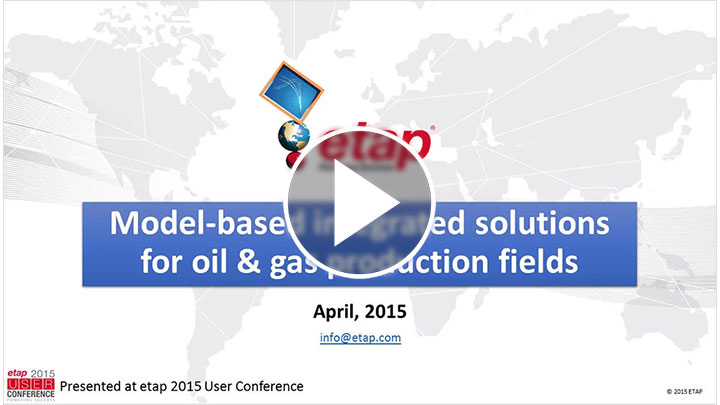 Model-based integrated solutions for oil & gas production fields