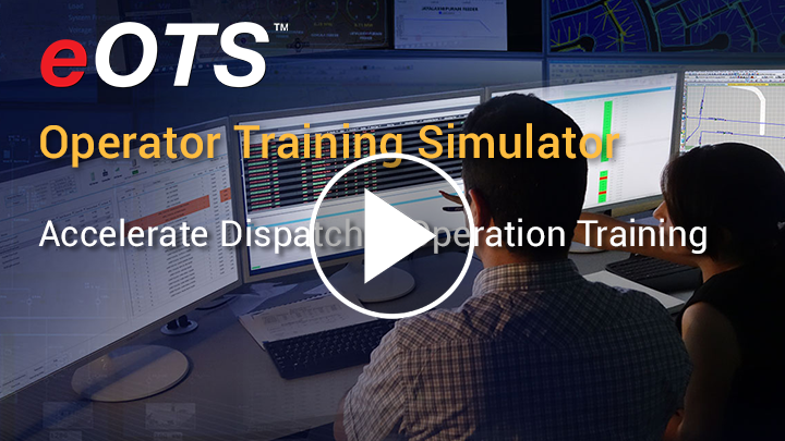 eOTS™ - Operator Training Simulator