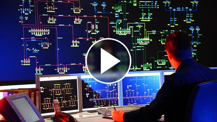 Система управления электроснабжением - ETAP Real-Time™