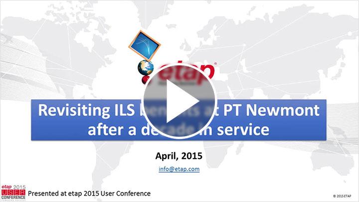 PT Newmont - ILS a decade in service