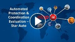 Star Auto: Automated Protection & Coordination Evaluation
