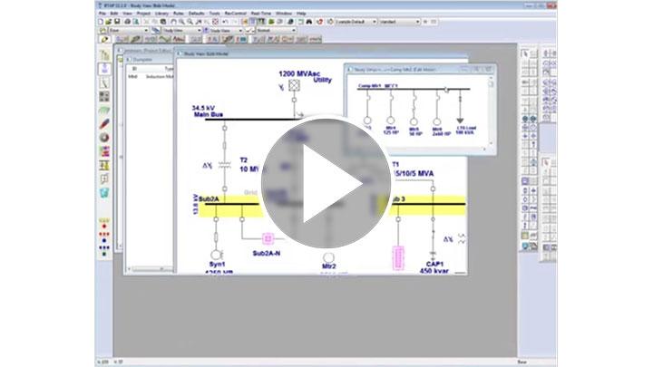 System Dumpster Application in ETAP 11