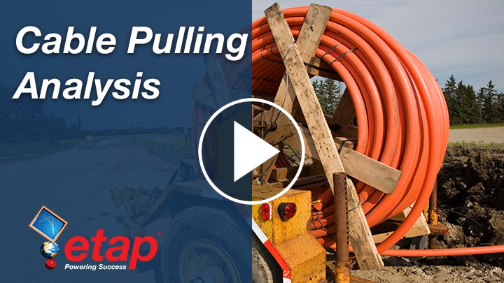 Cable Pulling Analysis
